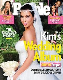 Vencanica Kim Kardashian