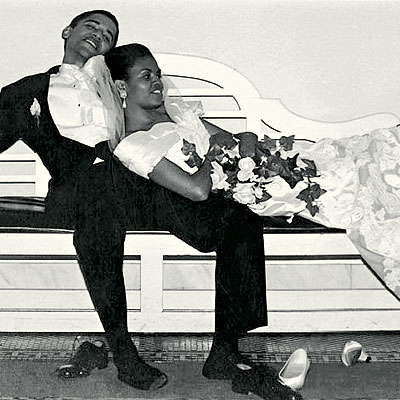 Vencanica Misel Obama