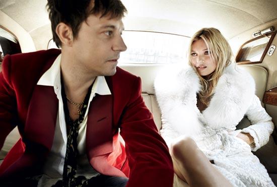 Slike sa svadbe Kate Moss
