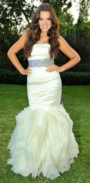 Vencanica Khloe Kardashian